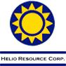 Helio Resource Corp.